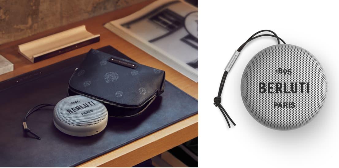 Berluti A1 2nd Bluetooth Portable Speaker