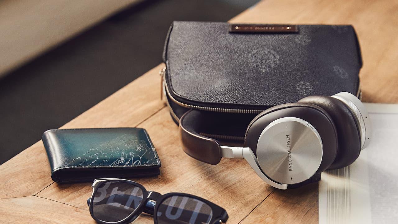 Berluti Beoplay H95 Wireless Headphones Lifestyle
