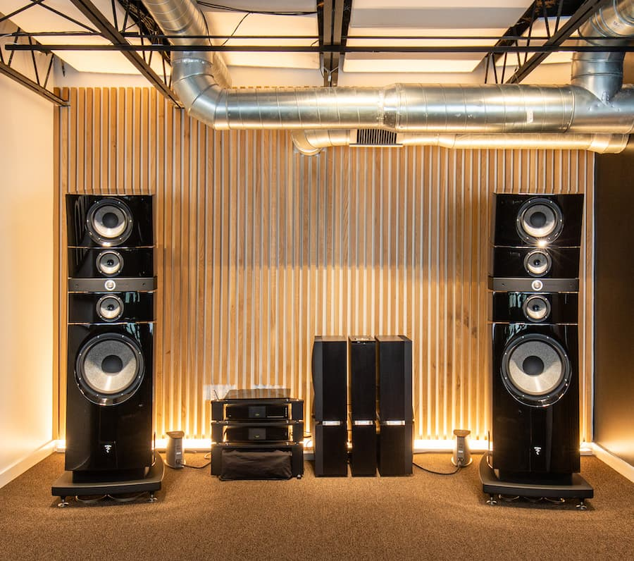 Focal Tower Loudspeakers