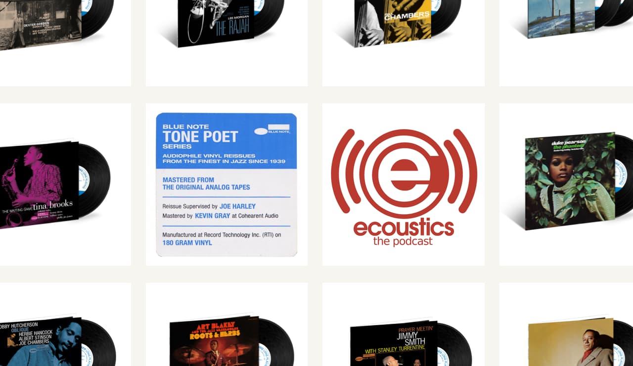 Tone Poet ecoustics podcast with Joe Harley and Kevin Gray