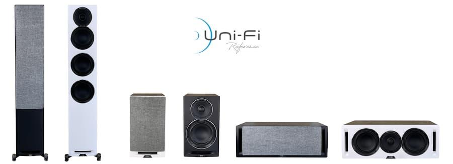 Elac Uni-Fi Reference Loudspeakers 2021