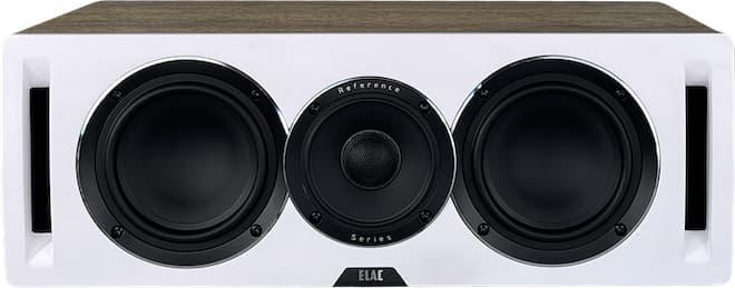 Elac UCR52 Center speaker white oak