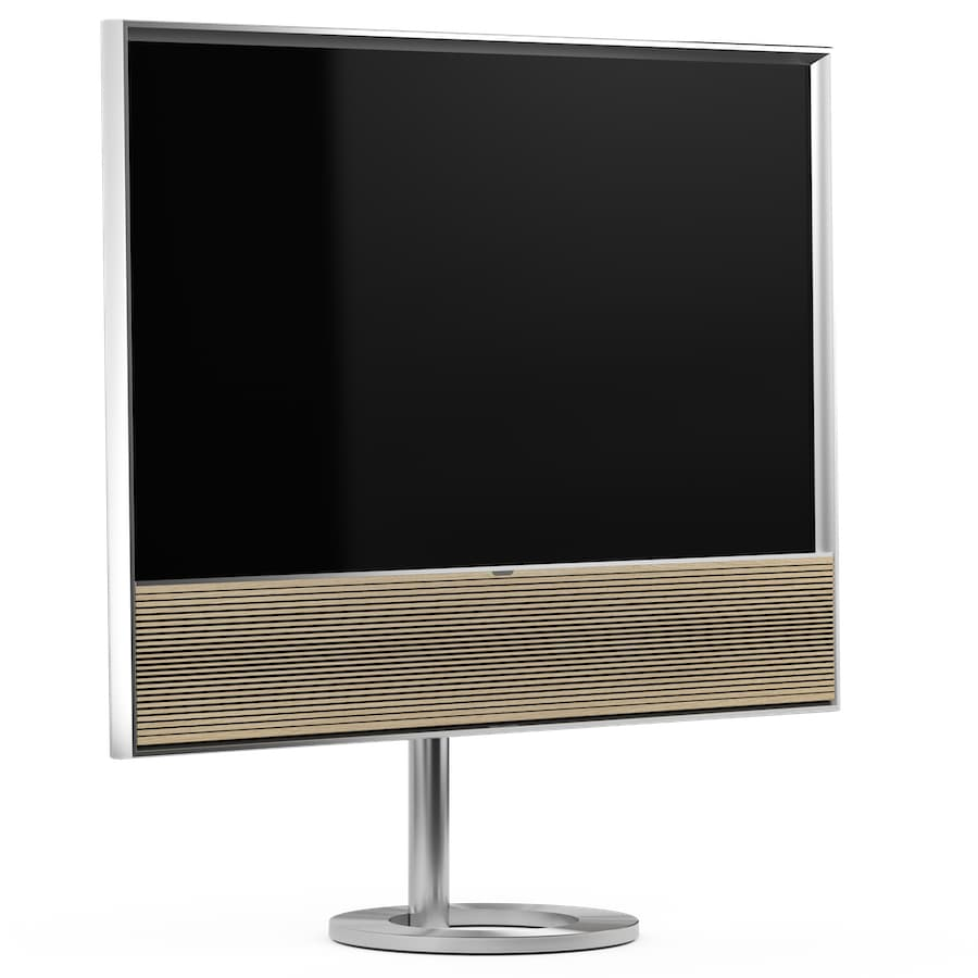 Bang & Olufsen Contour OLED TV Light Oak with Floor stand