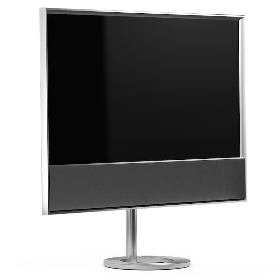 Bang & Olufsen Contour OLED TV Natural Grey Melange with Floor stand