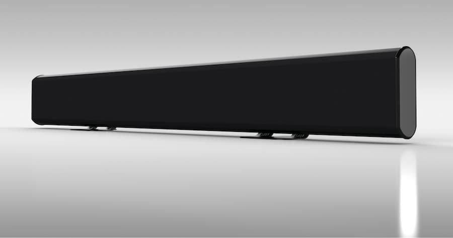 Theory Audio Design SB85 Soundbar on Stand