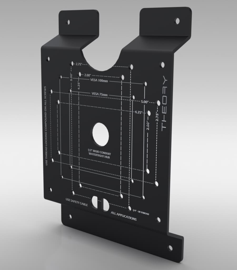 Theory Audio Design SB Universal Mounting Bracket