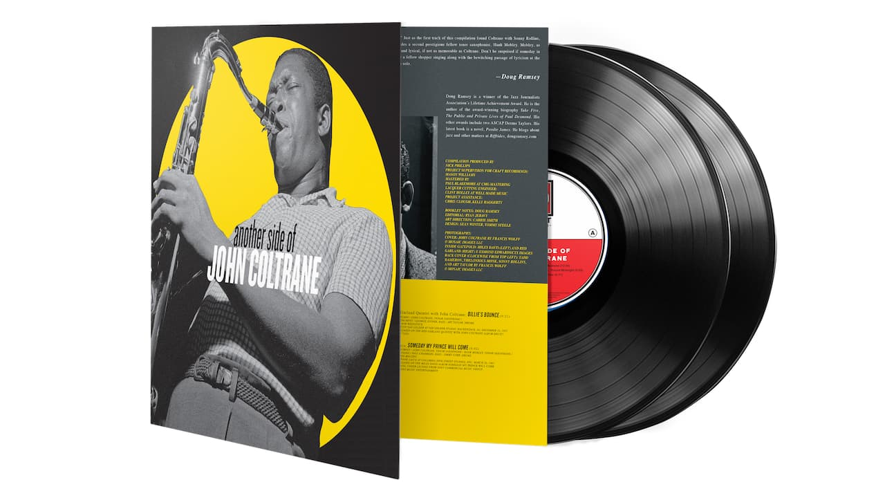 Another Side of John Coltrane Album