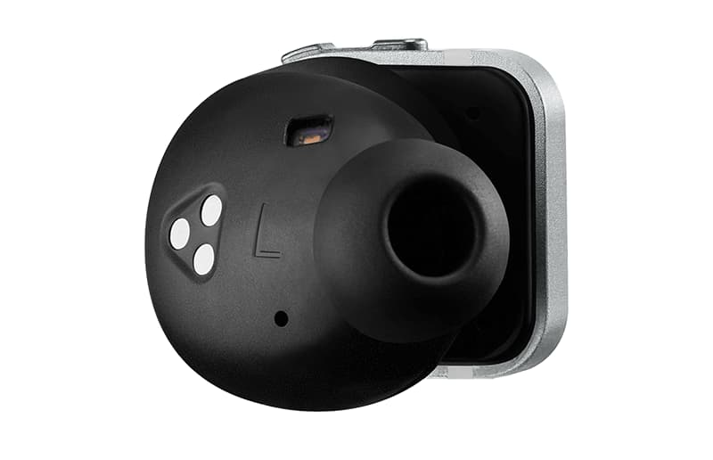 Master & Dynamic MW08 Wireless Earbud Interior