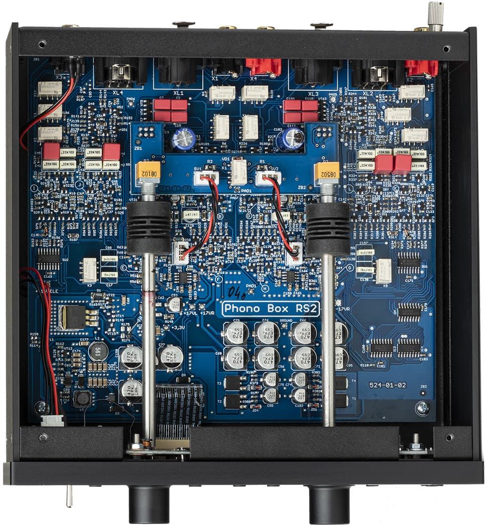 Pro-Ject Phono Box RS2 Internal