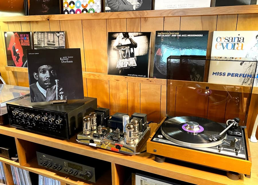 Kenny Dorham -- Quiet Kenny Album playing for first time