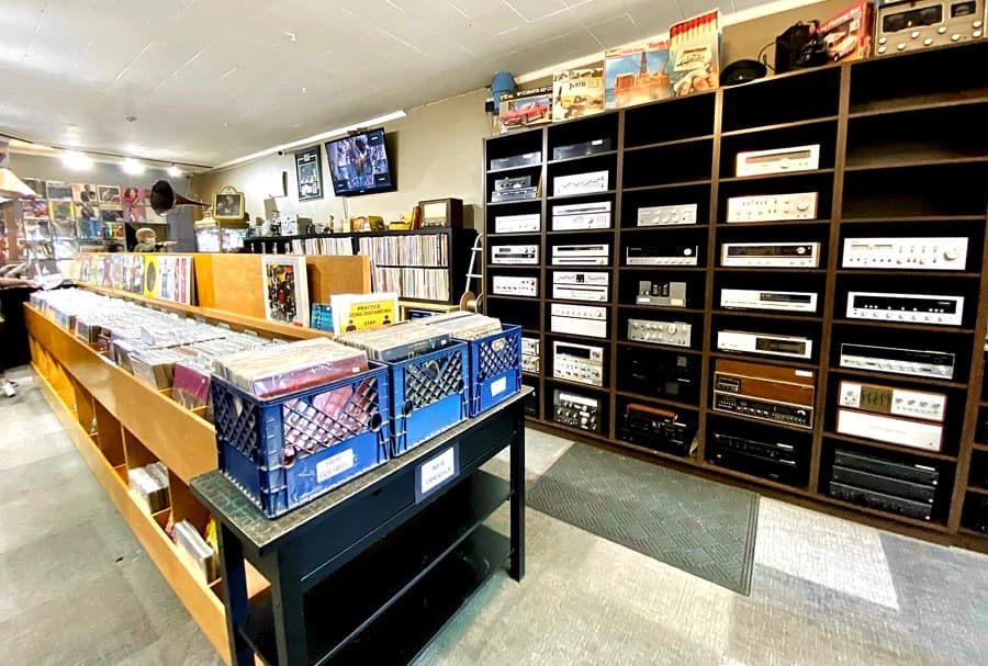 That Old Retro Shop on Record Store Day