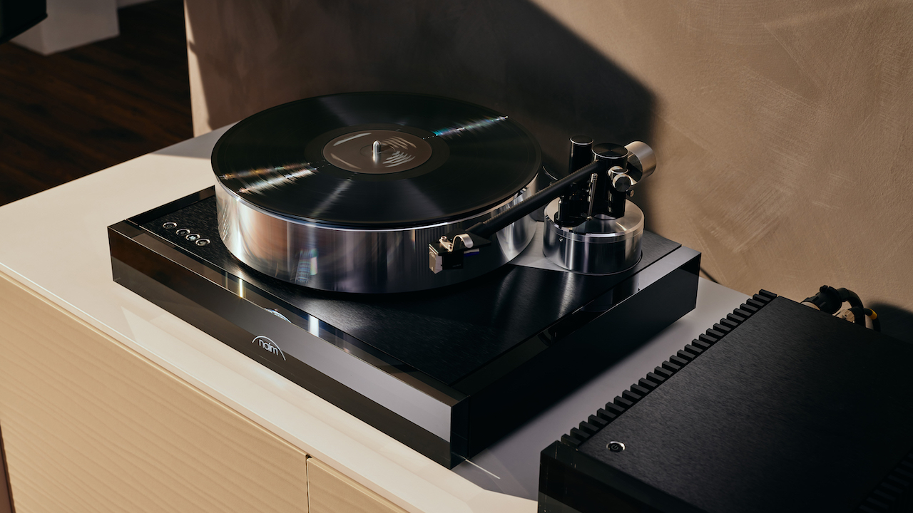 Naim Audio Solstice Turntable Special Edition
