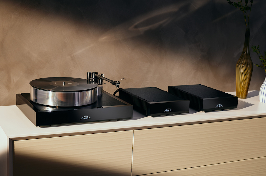 Naim Audio Solstice Turntable System Special Edition