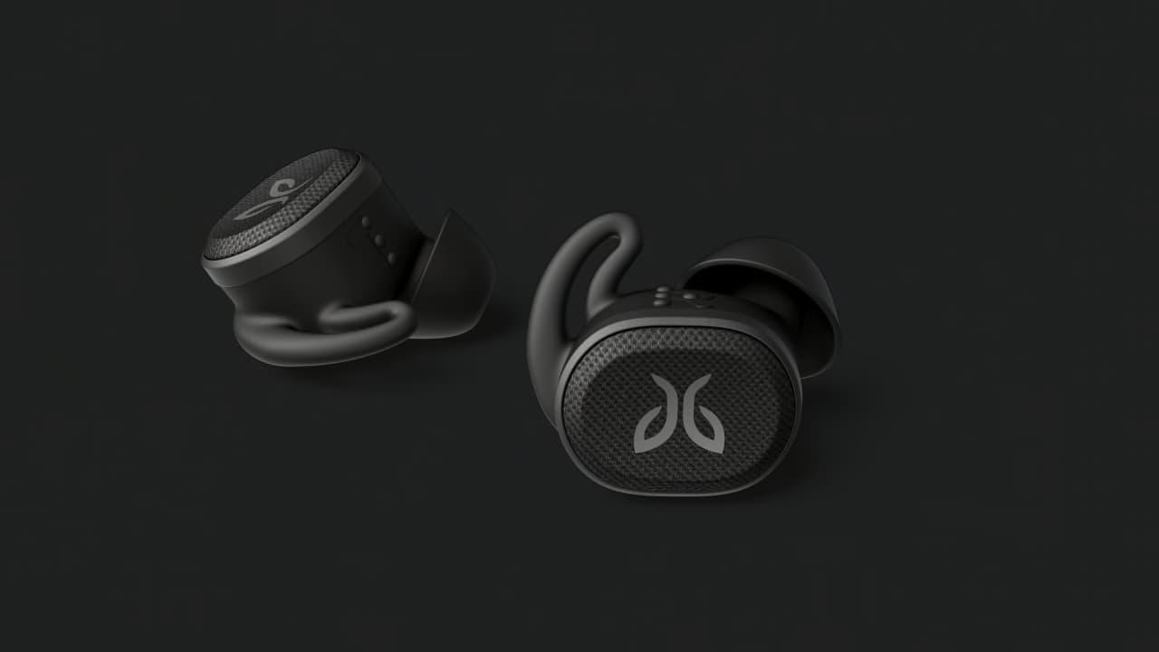 Jaybird Vista 2 Wireless Earbuds Black