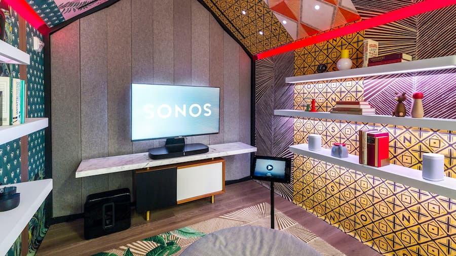 Sonos NYC Store