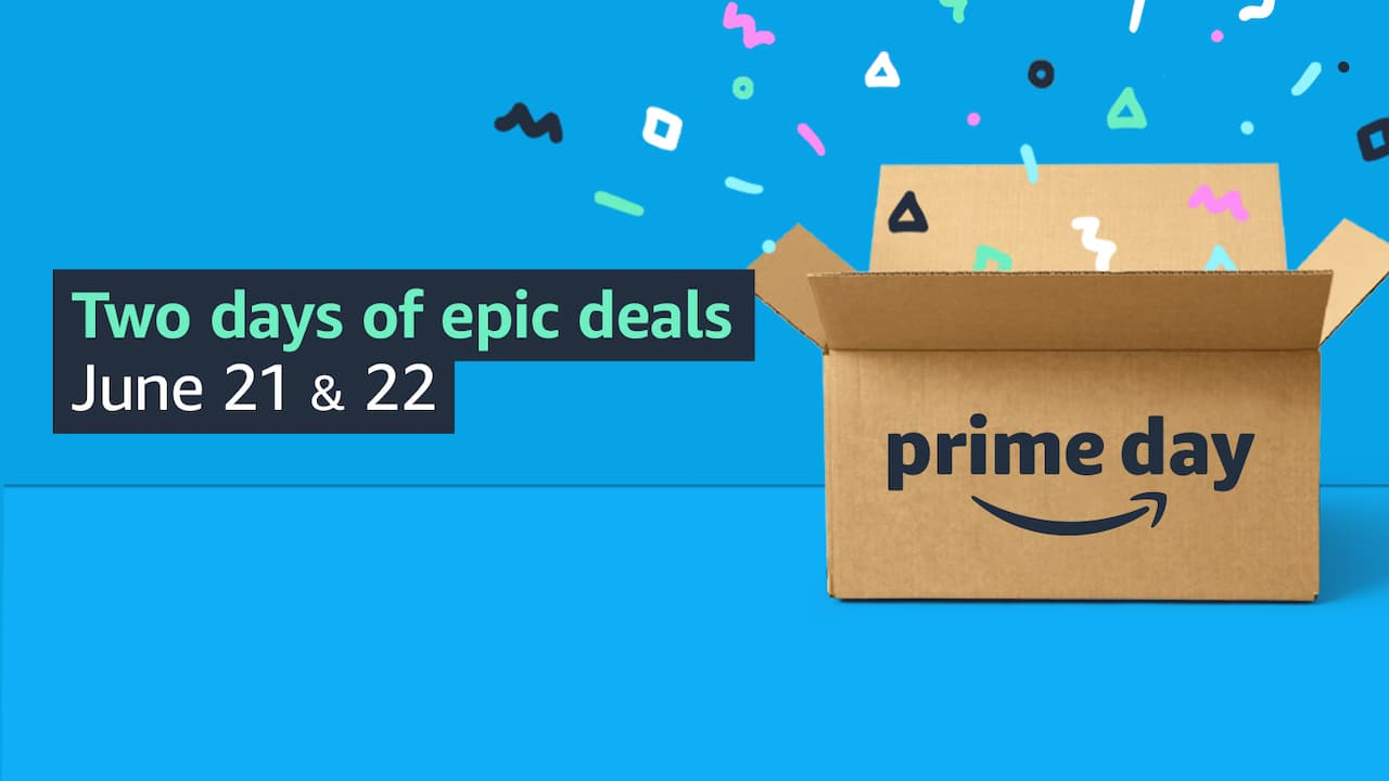 Amazon Prime Day Deals June 21 and 22, 2021