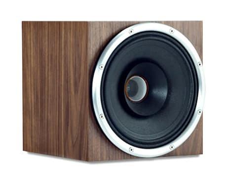 Zu Audio Cube Speaker Walnut