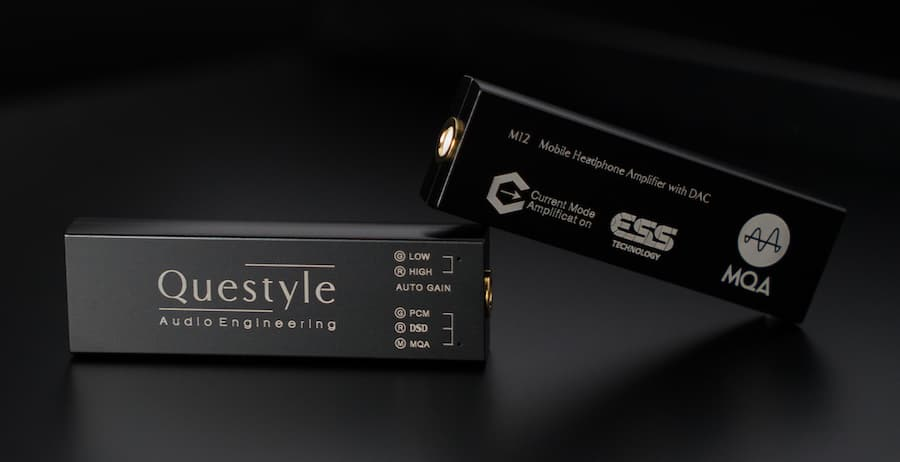 Questyle M12 Mobile Headphone Amp & DAC