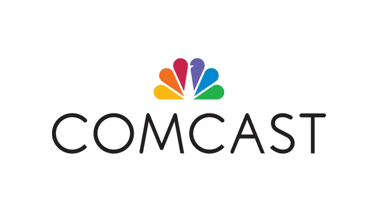 Comcast Official Corporate Logo