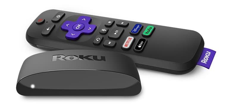 Roku Express 4K+ Media Streamer