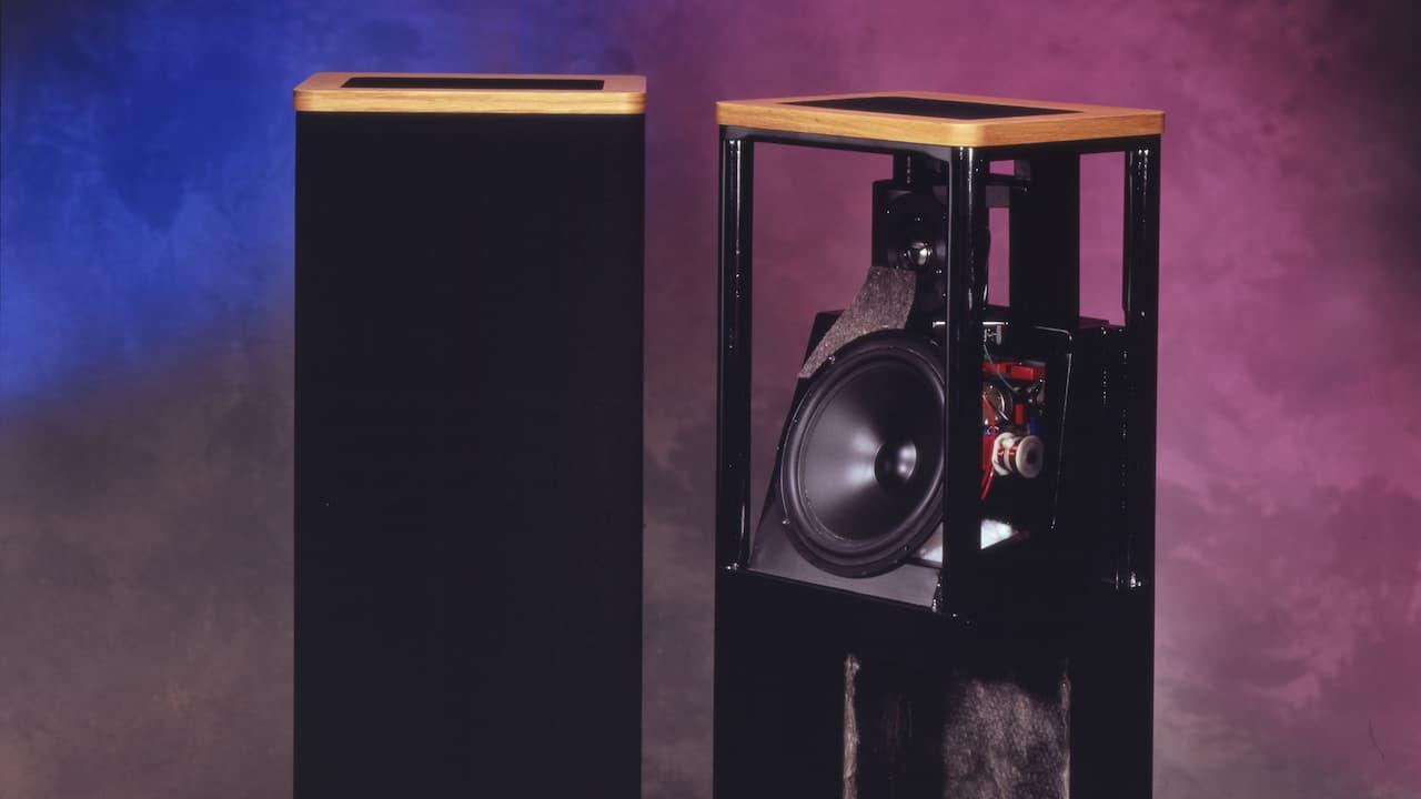 Vandersteen 1ci Loudspeakers Cropped
