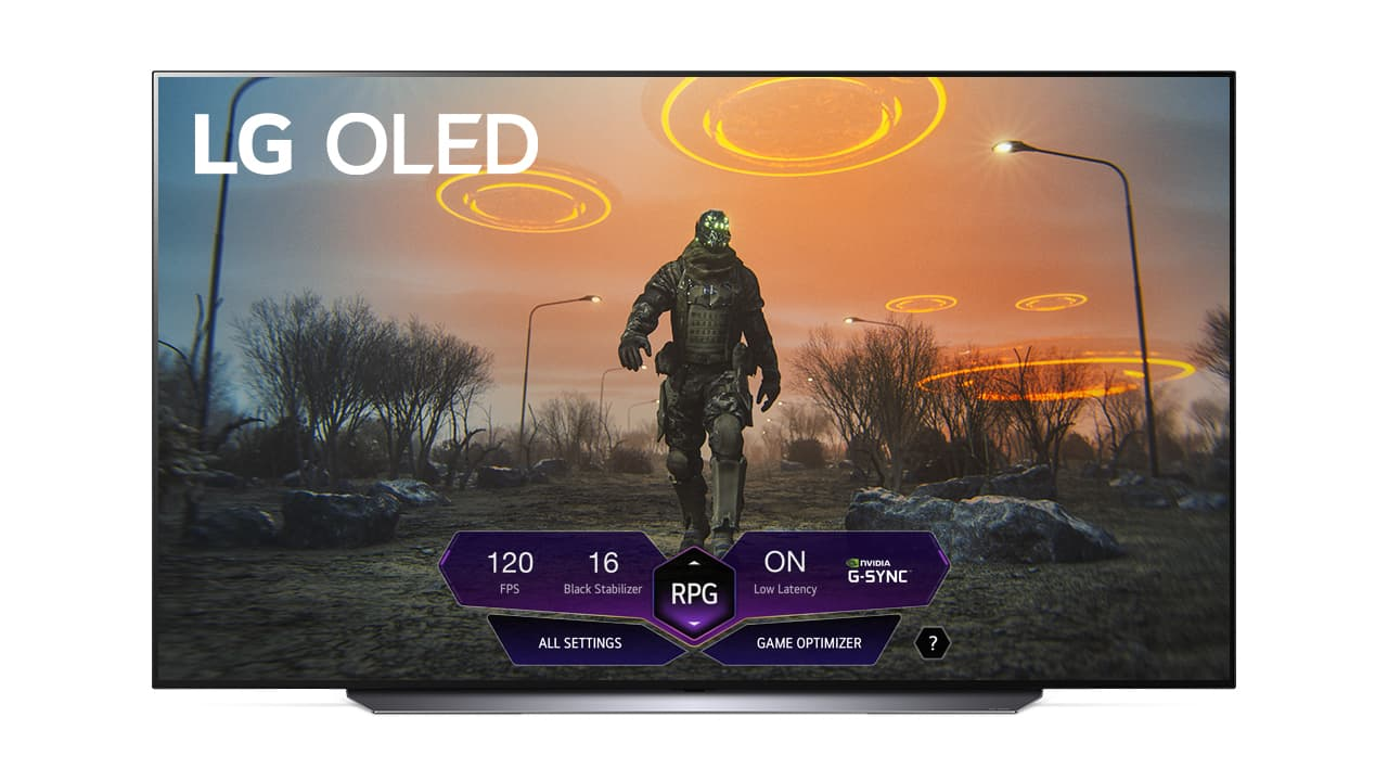 2021 LG OLED TV Dolby Vision 4K 120Hz