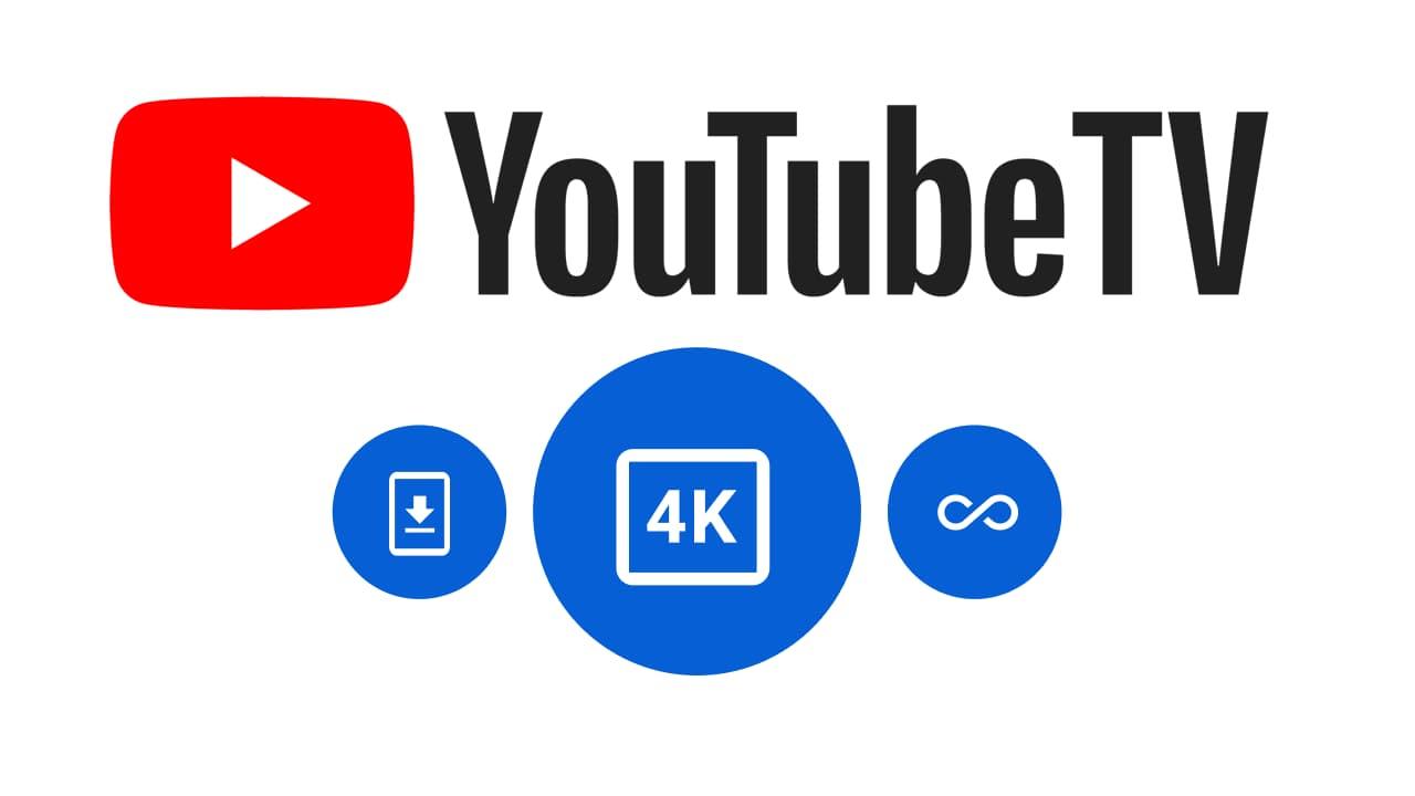 YouTubeTV 4K Plus