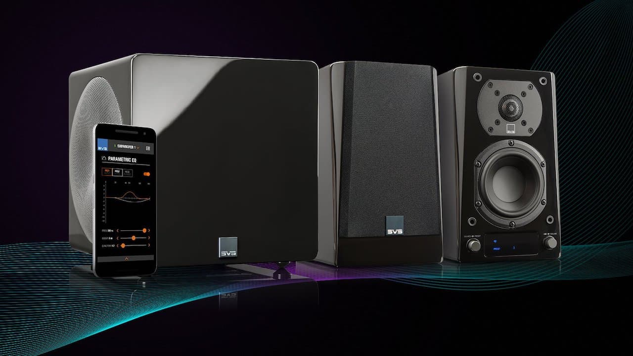 SVS Prime 2.1 Speakers with Wireless 3000 Micro Subwoofer