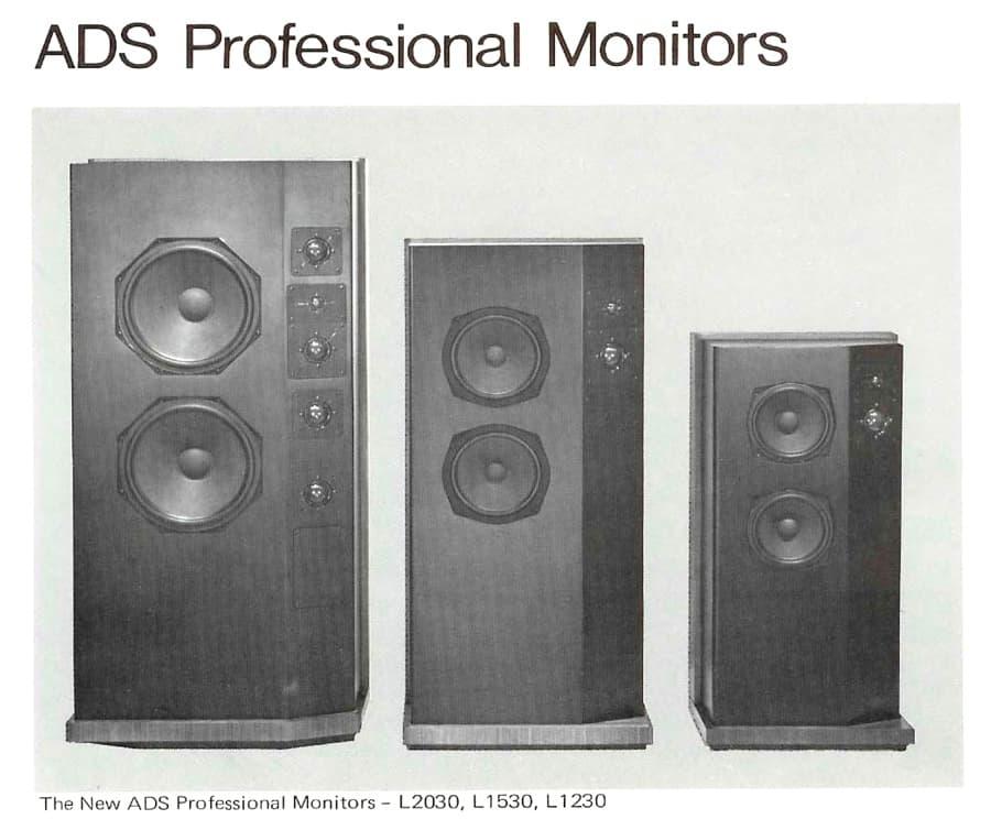 ADS Professional Monitors