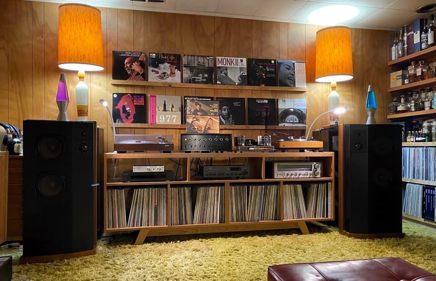 Vintage Audio Back Ups When Things Break