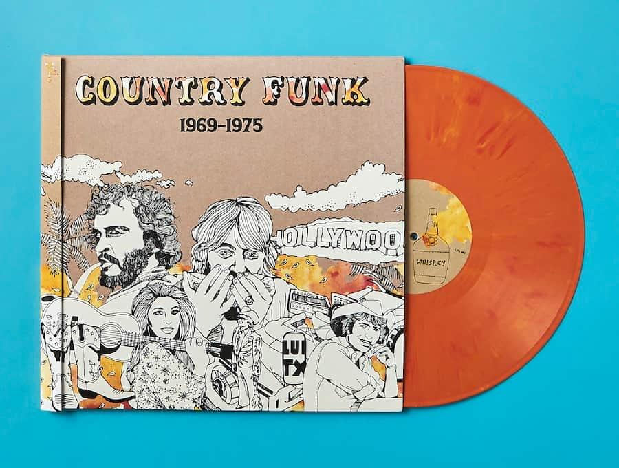 Country Funk Volume I (1969-1972) Album