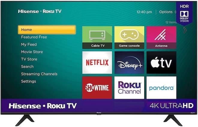 Hisense Roku TV