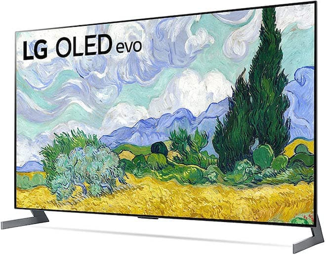 LG G1 OLED EVO 4K TV
