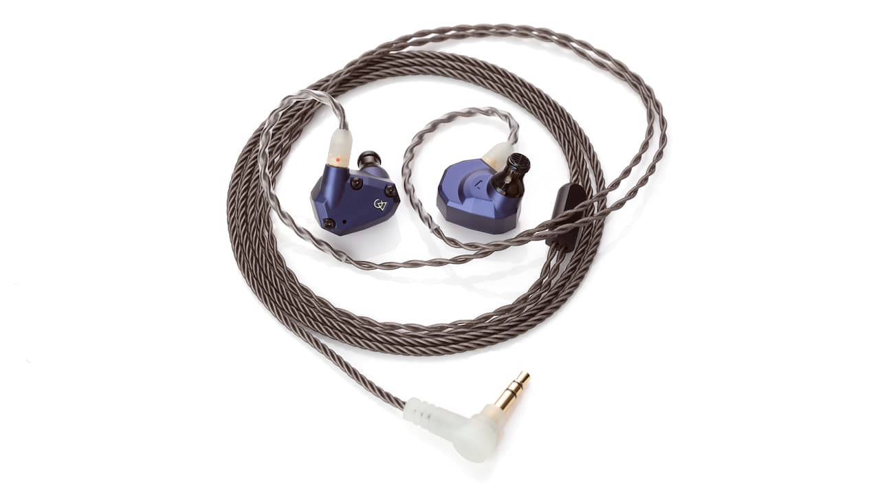Campfire Mammoth Earphones with Cable