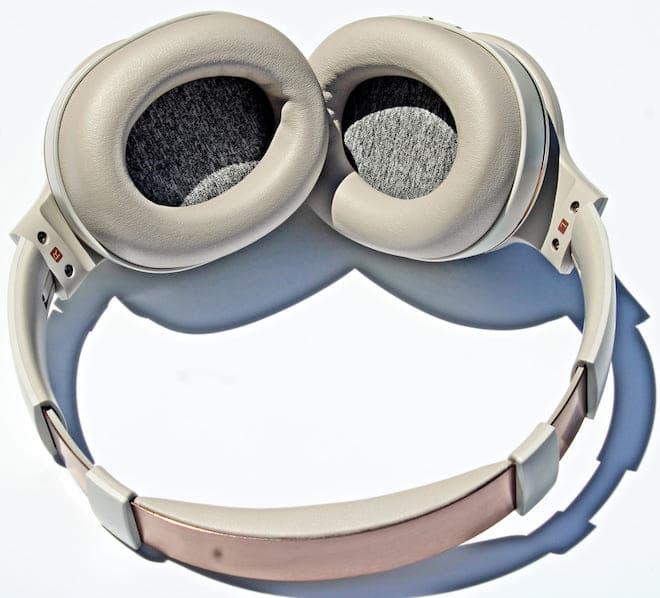 Cleer Enduro ANC Headphones Reverse