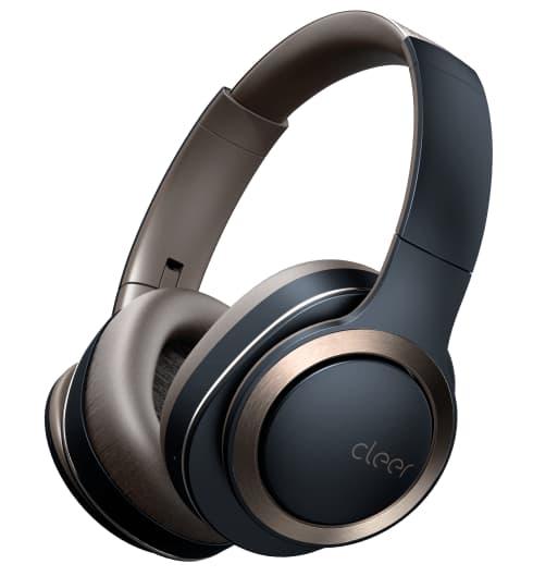 Cleer Enduro ANC Headphones in Navy