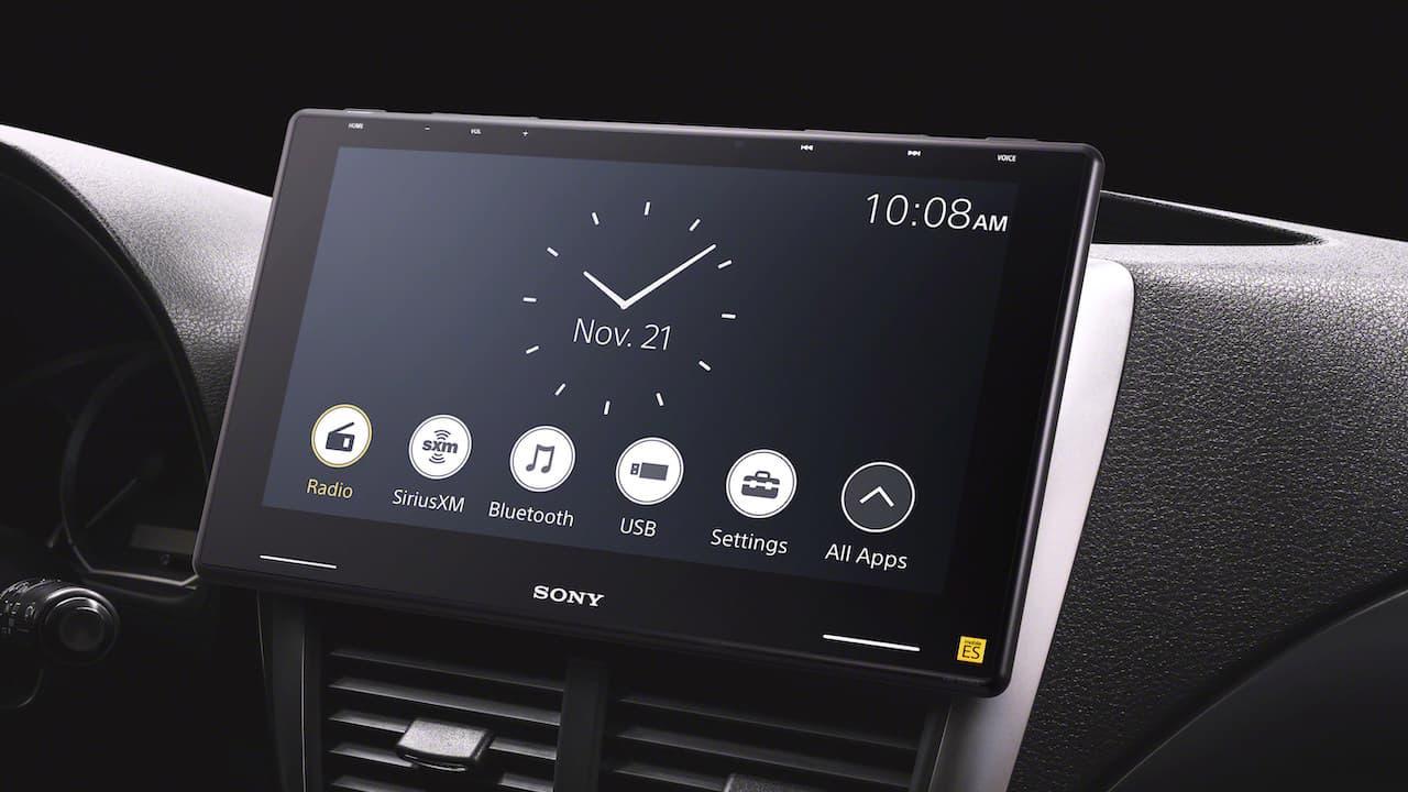 Sony XAV-9500ES In-Car Media Receiver