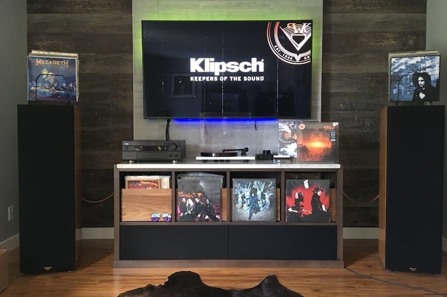 Klipsch KLF-30 Loudspeakers