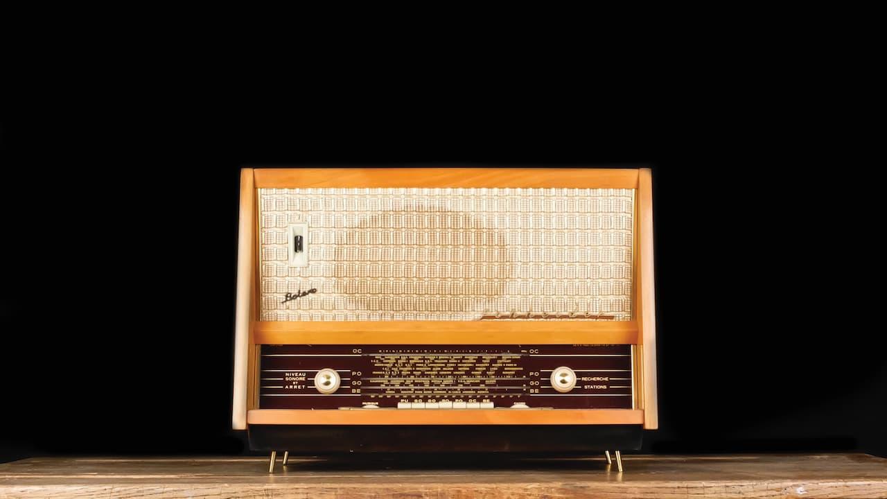 Bolero Vintage Radio