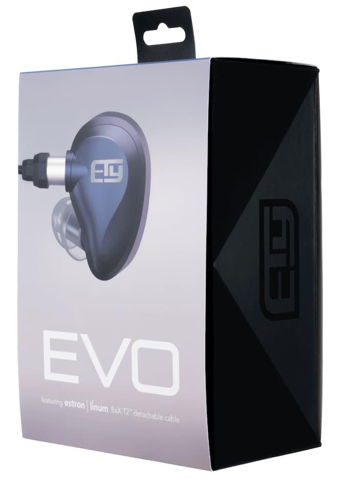 Etymotic Evo IEM Packaging