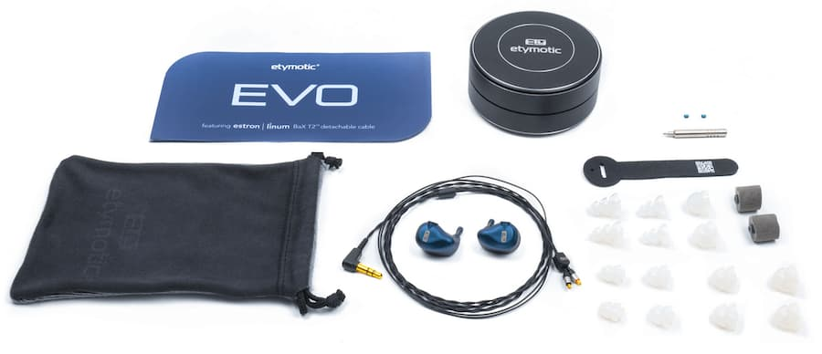 Etymotic Evo Earphone Accessories