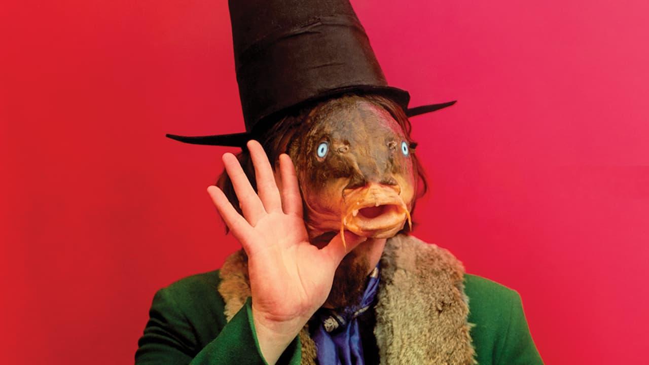 Captain Beefheart's Trout Mask Replica Album Cover Art