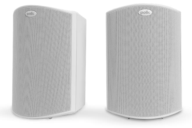 Polk Audio Atrium 4 Outdoor Speakers White