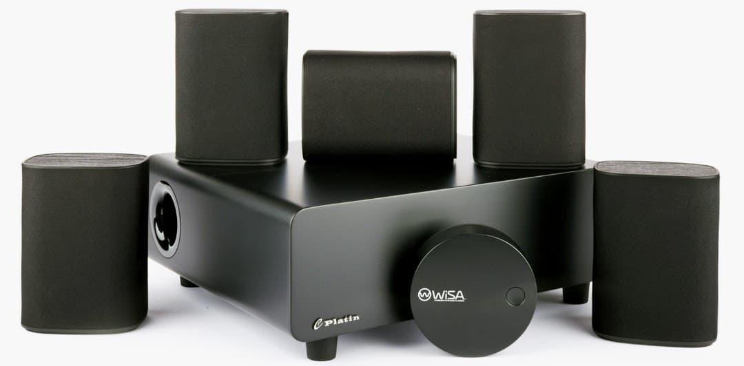 Platin Milan WiSA Speaker System