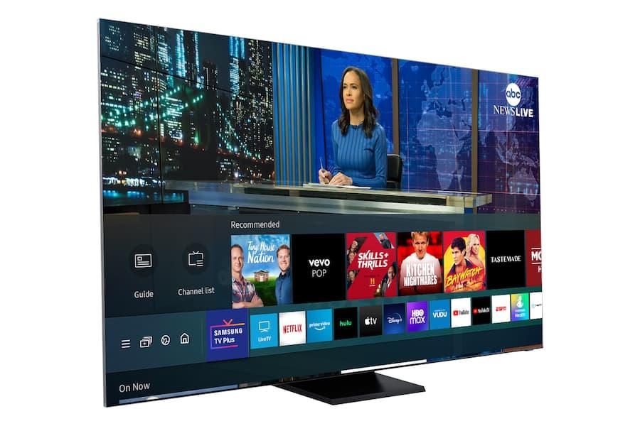 Samsung TV Plus App Acddfdfd