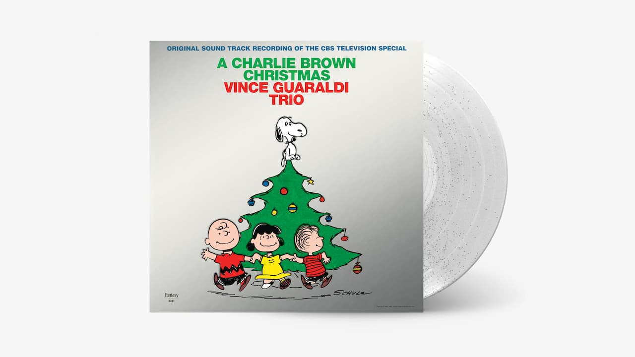 A Charlie Brown Christmas on Vinyl
