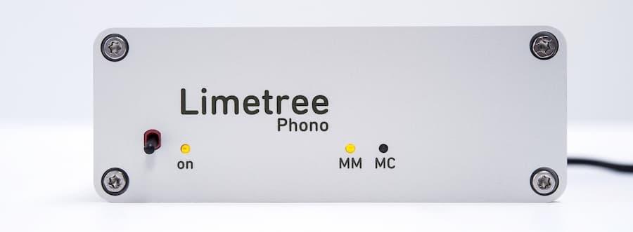 Lindemann Limetree Phono II Front