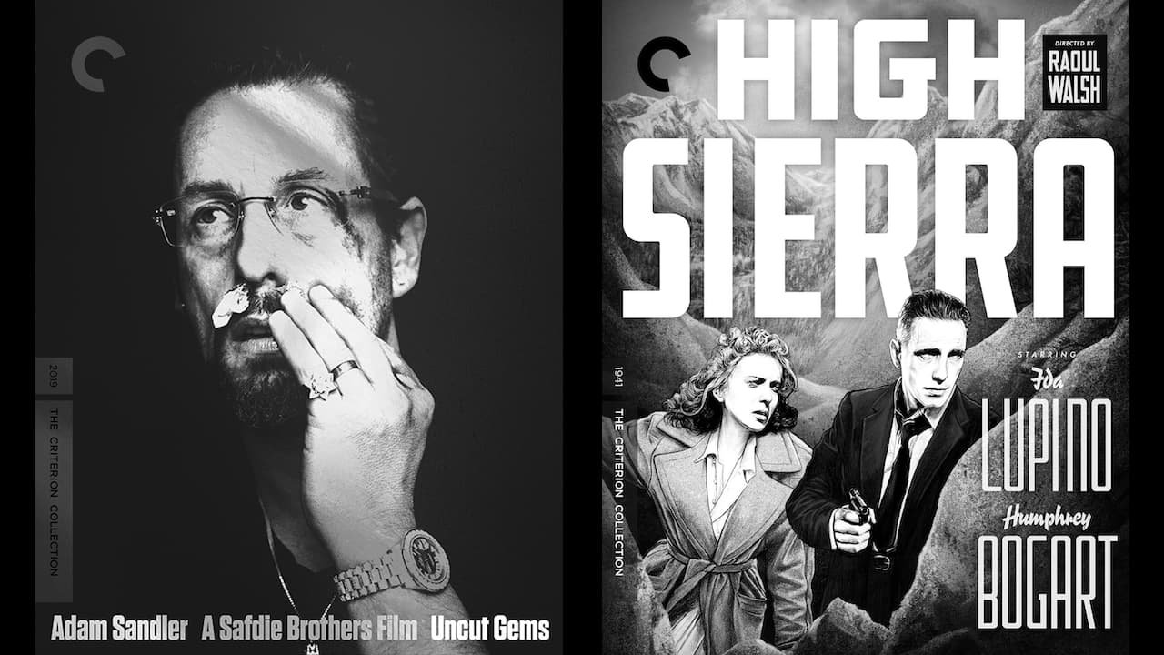 Uncut Gems and High Sierra Criterion Collection Movies Available October 2021