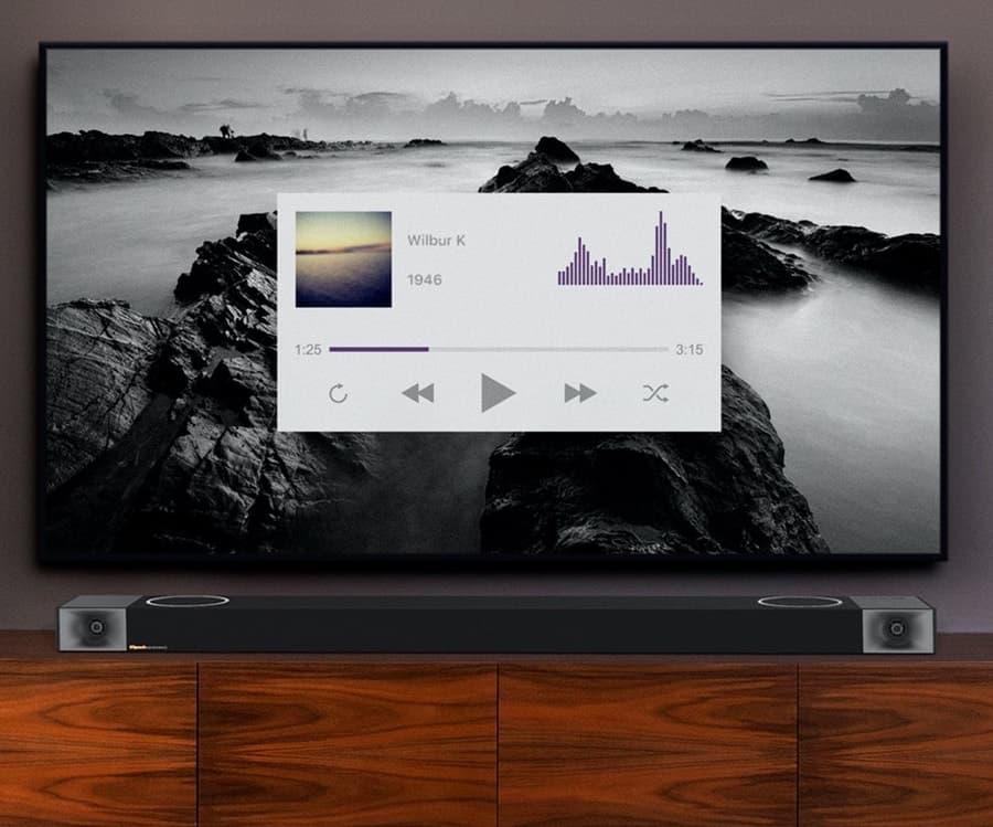 Klipsch Cinema 1200 Soundbar Lifestyle