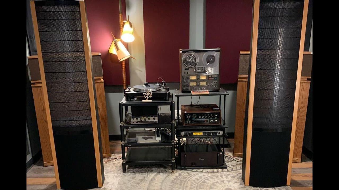 MartinLogan Request Electrostatic Loudspeakers